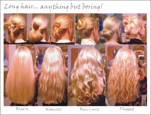 What do you do with your Very, Long hair?? ~  Page 2  Stormfront